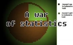 A war of Statistics Minecraft Blog Post