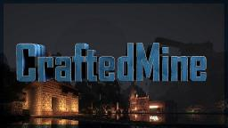 CraftedMine Server MAP Minecraft Map & Project