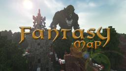 Fantasy Map by Grimace449 Minecraft