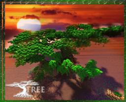 The Tree Minecraft Map & Project