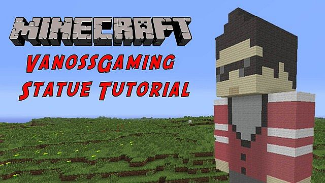 how to build a minecraft character