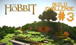 """Bag End """"The Hobbit"""" Cul-de-Sac Minecraft Map & Project"""