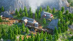 Lumbar Yard | Minecon Live Build Minecraft Map & Project
