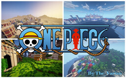 One Piece World Project (1.15.2) [W.I.P] Minecraft Map & Project