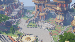 Lobby (Spawn) - Natural   1.8 - 1.17    10$    Minecraft Map & Project