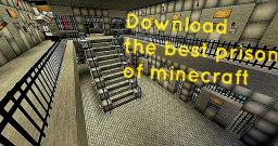BEST PRISON EVER MADE Minecraft Map & Project