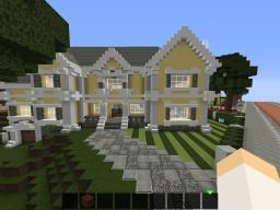 Little Yellow House Minecraft Project