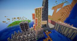 The Forgotten City Minecraft Project