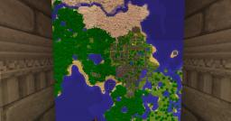 Mysterious village Minecraft Map & Project