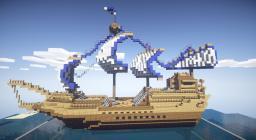 Schooner Ship Minecraft