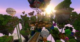 Lobby Games - Survival Games Map Minecraft Project