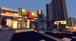 The Almost Corner Dairy Minecraft Map & Project