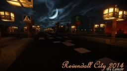 Revendall City v.0.1 (Download Soon) Minecraft Map & Project
