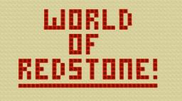 Redstone World Minecraft