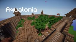 [1.7] Medieval Kingdom - Aqualonia (Schematic) Minecraft