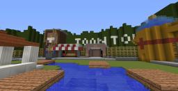 ToonTown Remined Minecraft Map & Project