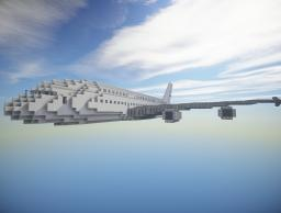 [Planes] Airbus A380 #Download Available Minecraft