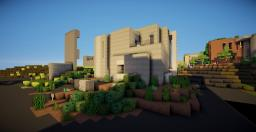 Concrete Concept | By: Zynloe Minecraft Project
