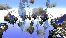 Skywars - Rain Minecraft Map & Project