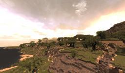 Buluran - An African Terrain Minecraft Map & Project