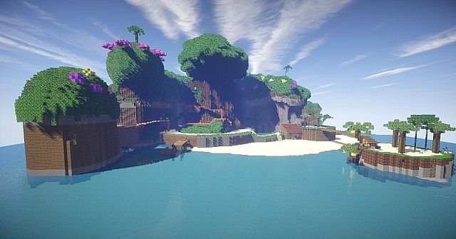Best Sora Minecraft Maps & Projects - Planet Minecraft
