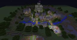 Undead Defense Minecraft Map & Project