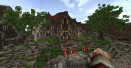Human Style Brothel. Minecraft Map & Project