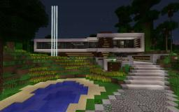 [Modern] Genesis Bay SMP Base (DEFAULT Textures) Minecraft Map & Project