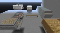 Fate's Redstone Machines and Devices Minecraft Map & Project