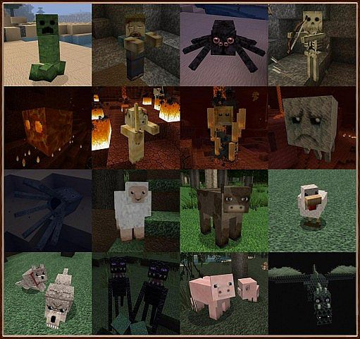 6440225889 c66d97a9f1 b [1.9.4/1.9] [128x] FancyCraft Classy Texture Pack Download