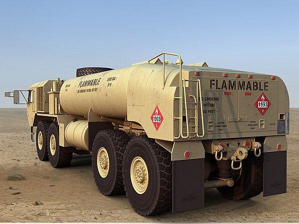 Military Desert Camo Water Transport Minecraft Project
