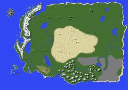 Alagaesia: The Inheritance Cycle Minecraft World Minecraft Map & Project