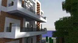 Sol Apartments Minecraft Map & Project