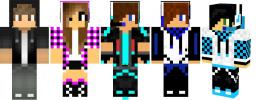 Original Skins: Do they exist anymore? Minecraft Blog