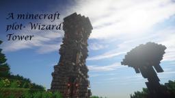The Wizard Tower- Minecraft Plot Minecraft Project