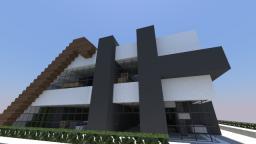 Pentangle | Modern House Minecraft