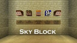 Skyblock Plus Minecraft Map & Project