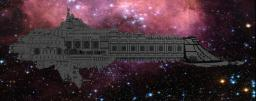 Warhammer 40000 Imperial Cruiser Minecraft Map & Project