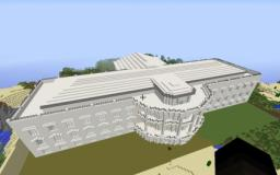 The White House Minecraft