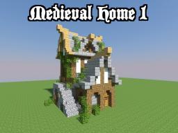 Medieval Home 1 | Medieval Build 1!
