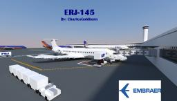 Embraer ERJ-145 2:1 Scale Airplane [+Download]