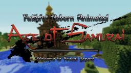 [1.7.0-14w19a] Faithful : Reborn Animated! Age of Samurai (64x64) {v.2.5} Minecraft Texture Pack