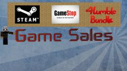 Game Sales News (Limited Star Wars Sale!)! Minecraft Blog Post
