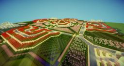Garden Project by Gilliboy Minecraft Project