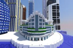 Hong Kong Convention Center Minecraft Map & Project