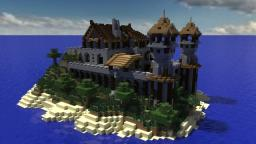 The Eastern Outpost Minecraft