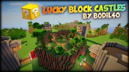 [COMING SOON] Lucky Block Castles Minecraft