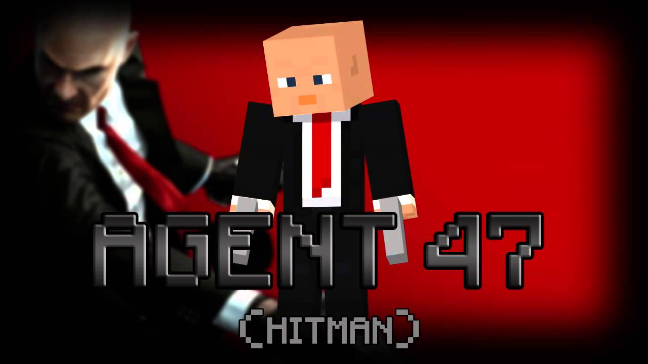 HELP Blockman Hitman In Minecraft Minecraft Blog - Skin para minecraft pe hitman