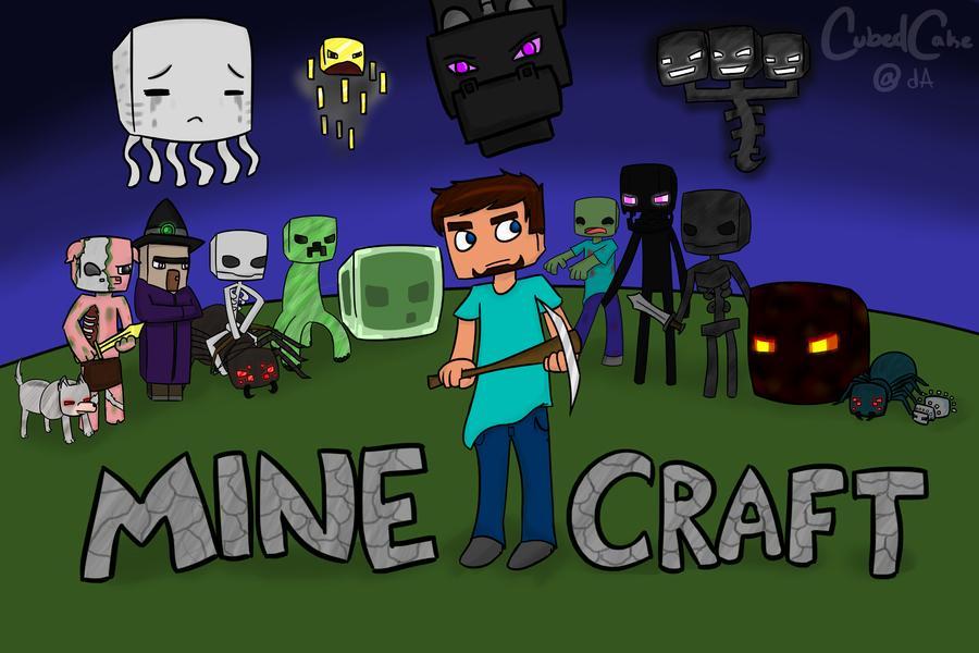 THEORY: Mobs! Minecraft Blog