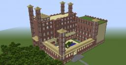 European Mosque Minecraft Map & Project